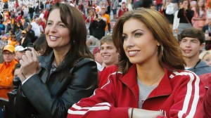 No one's good enough for my AJ, not even you Katherine Webb.
