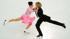 The Foxtrot is still lame, even on ice.